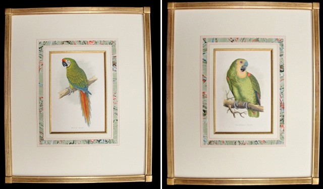 The Mitre Box framed paintings
